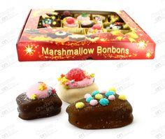 BOMBONES MARSHMALLOW SURTIDOS - Chuches online | Tienda de chuches, caramelos, golosinas, chocolates y frutos secos