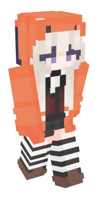 Minecraft Skins Kawaii, Minecraft Skins Female, Minecraft Skins Aesthetic, Minecraft Anime, Minecraft Characters, Cool Minecraft, Minecraft Fan Art, Minecraft Mods, Minecraft Crafts