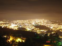 Manizales, desde el cerro de oro Capital City, Paris Skyline, National Parks, World, Nocturne, Countries, Pictures