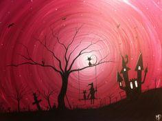Halloween Halloween Crafts For Kids, Halloween Projects, Fall Halloween, Holiday Crafts, Art Plastique Halloween, Michael Art, Teaching Art, Art Lessons, Art Projects