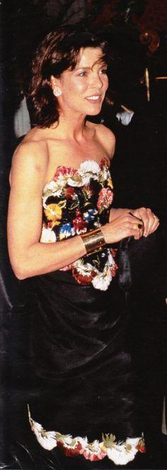 Monaco Bal de la Rose / März 1994 - via Reni