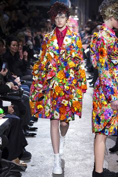 :waits to see this on anna dello russo:   comme des garcons fall 2013 rtw #fashion #pfw