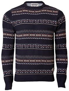 Knit World, Fair Isle Pattern, Denim Jeans, Christmas Sweaters, Knitwear, Men Sweater, Pullover, Amazon, Knitting