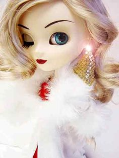 Pullip Doll- gorgeous Viviene