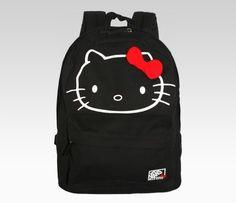 VANS x Hello Kitty Backpack: Red Bow