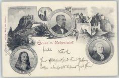 51238579 Hohentwiel Festung Hohewacht Schloss Staufen Bildnis Moser Von SC | eBay