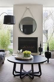 Image result for mirror above fireplace