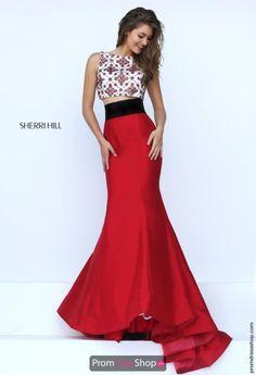 Sherri Hill Dress 50109 at Prom Dress Shop