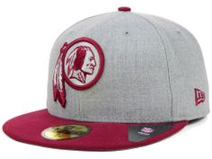Washington Redskins New Era NFL Neutral Basic 59FIFTY Cap Hats Nfl  Redskins 41308e9eca1