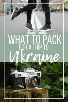 Trying to figure out what to pack for Ukraine? Here's my tried-and-true Ukraine packing list including what to pack for a visit to Chernobyl. Packing Tips For Travel, Travel Guides, Packing Lists, Travel List, Travel Europe, Travel Advice, Travel Essentials, Travel To Ukraine, China Travel Guide