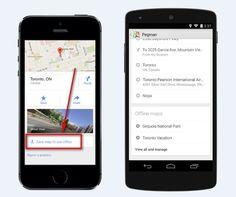 AppsUser: Google Maps ya permite enviar direcciones desde una PC a la aplicación para iOS