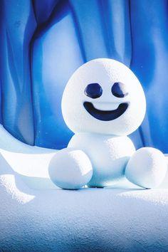 Snowgie - Frozen Fever❄️ I love this little snowman