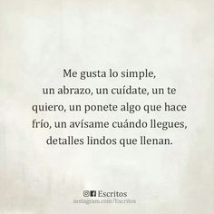 Simplicidad