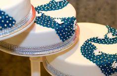 Wedding Cake | Hochzeitstorte | Tarta nupcial | Petrol | Blue | by Photogracia Wedding