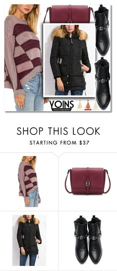 """""""12. Yoins"""" by andrea2andare ❤ liked on Polyvore"""