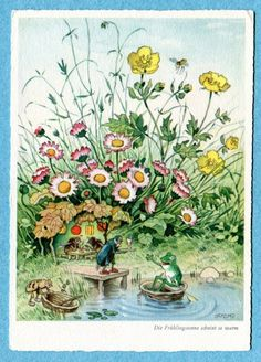Fritz Baumgarten postcard | eBay
