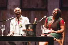 It's no news that there is a strong African literary presence on social media.  The scene is vibrant and intellectually stimulating. And while there are shouting matches---only when the Nigerians are in the house---there are also lots of laughs and genuinely delightful moments---like this