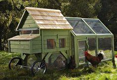 DIY Chicken Coops - 15 Inspiring Designs - Bob Vila