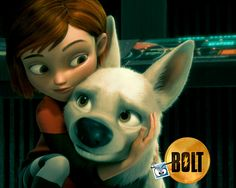 Nice move - Disney's Bolt Wallpaper (20675465) - Fanpop