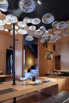 Taiwan Noodle House 2 by Golucci International Design