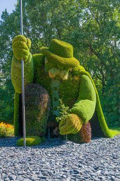 Montreal Botanical Garden - Ботанический сад в Монтреале, Канада ~ Ландшафтный…