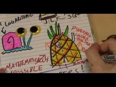 Open Letter to Nickelodeon, Re: SpongeBob's Pineapple under the Sea (aka: someone is too smart for their own good) Math Resources, Math Activities, Spongebob House, Spongebob Background, Maths In Nature, Holistic Education, Pineapple Under The Sea, Nickelodeon, Math Humor