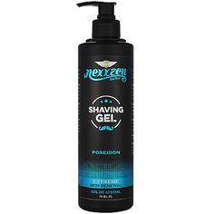 Nexxzen Shaving Gel Poseidon - Extreme 16 oz #NZS016-PE $6.95 Visit www.BarberSalon.com One stop shopping for Professional Barber Supplies, Salon Supplies, Hair & Wigs, Professional Product. GUARANTEE LOW PRICES!!! #barbersupply #barbersupplies #salonsupply #salonsupplies #Nexxzen #ShavingGel #Poseidon #Extreme #16oz #NZS016PE
