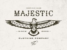 Majestic Clothing by Steve Wolf