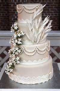 Great Gatsby Wedding Cake   Bingimages.com