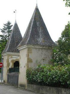 Masseube - Two small towers - Gers dept. - Midi-Pyrénées région, France     ...www.paperblog.fr