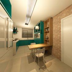 Cozinha Conceito – designer de interiores Kamila Lopes