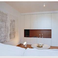 Hugo y eva salones de estilo minimalista de osb arquitectos minimalista | homify Home Staging, Loft, Conference Room, Table, Furniture, Home Decor, Minimalist Style, Design Ideas, Lounges