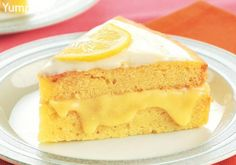 When you want to make a cake but don't have a recipe on hand, you won't go wrong by using a basic yellow or butter cake mix.