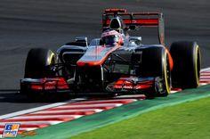 Jenson Button, McLaren, 2012 Japanese Formula 1 Grand Prix, Formula 1