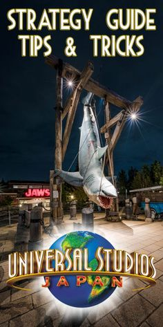Universal Studios Japan one of the busiest theme parks in the world. Here's how to see it all in a day…