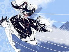 Image de anime and air gear
