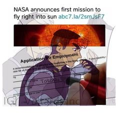 I think that's NASA answering my email I'm on my way!!!!