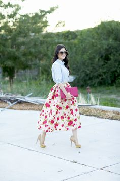 Pink Peonies by Rach Parcell | A Personal Style, Beauty & Home Blog | Page 59