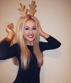 Reindeer ears!!