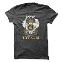 LYDON Never Underestimate - #gift for women #grandparent gift. WANT => https://www.sunfrog.com/Names/LYDON-Never-Underestimate-jxygrsmeuv.html?68278