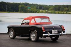 1963 Austin-Healey Sprite Mark II | Silodrome