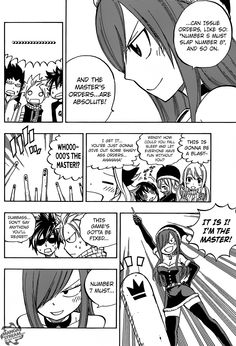 Fairy Tail Special Chapter - Page 12 - Manga Stream