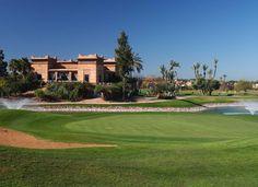 Amelkis Golf Club #golf #travel #morocco #opusgolfs