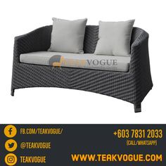 This cozy synthetic wicker sofa, armchairs, and table can be used as a set or one at a time. An absolute thrill in a garden, this is really cozy and durable furniture set for a bigger garden or patio. Wicker Furniture, Garden Furniture, Furniture Sets, Home Furniture, Furniture Design, Outdoor Furniture, Outdoor Decor, Poolside Furniture, Outdoor Sofa Sets