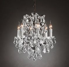 <3 this chandalier