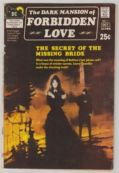 The Dark Mansion of Forbidden Love Vol 1 1 by RubbersuitStudios #darkmansionsofforbbiddenlove #comicbooks