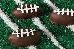 OREO Football Cookie Balls