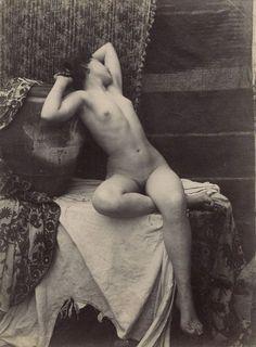 Vincenzo Galdi - Etude de Nu, ca. 1900