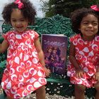 """Natasha D'€™Anna'€™s twin girls, Vittoria and Kennedy, age 2 ½, are the inspiration behind the Fort Wadsworth mother'€™s new book, """"€œAny Two Can Be Twindollicious."""" STATEN ISLAND, N.Y. -- Raising her twin girls, Natasha D'Anna saw firsthand the special bond..."""