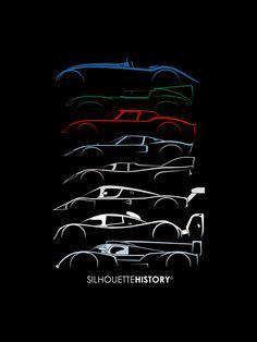 silhouettehistory: 24 Hours Race Car SilhouetteHistory Silhouette of legendary winners of 24 Hours of… - https://www.luxury.guugles.com/silhouettehistory-24-hours-race-car-silhouettehistory-silhouette-of-legendary-winners-of-24-hours-of/